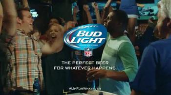 Bud Light TV Spot, 'Electric Football vs. Jimmy Johnson' - Thumbnail 10