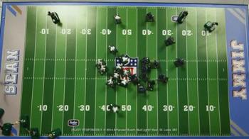 Bud Light TV Spot, 'Electric Football vs. Jimmy Johnson' - Thumbnail 7