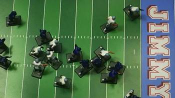 Bud Light TV Spot, 'Electric Football vs. Jimmy Johnson' - Thumbnail 9