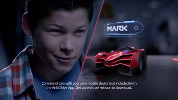 AnkiDrive TV Spot, 'Battle Cars' - 1058 commercial airings