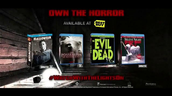 Anchor Bay Entertainment TV Spot, 'Own the Horror'