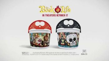 McDonald's Happy Meal TV Spot, 'The Book of Life' - Thumbnail 6