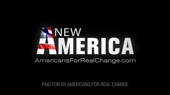 Americans for Real Change TV Spot, 'It's Time for a New America' - Thumbnail 4