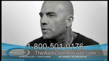 The Addiction Advisor TV Spot, 'Pat Baker'