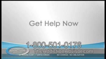 The Addiction Advisor TV Spot, 'Pat Baker' - Thumbnail 9