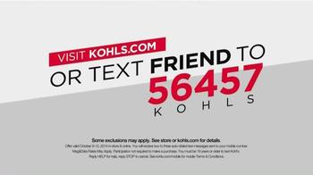 Kohl's TV Spot, 'Brand Names for Fall' - Thumbnail 3