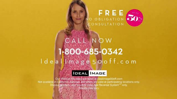 Ideal Image TV Spot, 'No Surgery or Downtime' - Thumbnail 10