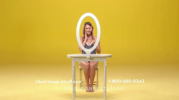 Ideal Image TV Spot, 'No Surgery or Downtime'