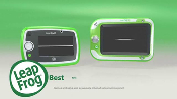 Leap Frog LeapPad3 TV Spot, 'Kid-Safe' - Thumbnail 10