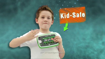 Leap Frog LeapPad3 TV Spot, 'Kid-Safe' - Thumbnail 3