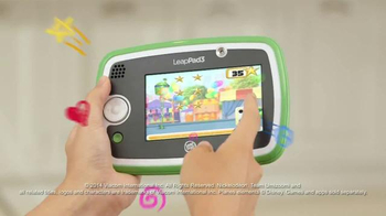 Leap Frog LeapPad3 TV Spot, 'Kid-Safe' - Thumbnail 8