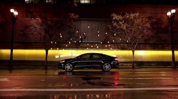 2015 Ford Fusion TV Spot, 'Good Looks' - Thumbnail 3
