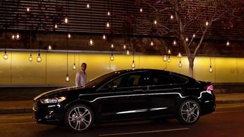 2015 Ford Fusion TV Spot, 'Good Looks' - Thumbnail 4