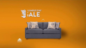 Ashley Furniture Homestore TV Spot, 'Columbus Day Sale' - Thumbnail 2