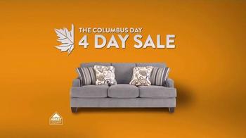 Ashley Furniture Homestore TV Spot, 'Columbus Day Sale' - Thumbnail 3