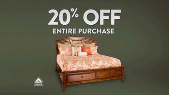 Ashley Furniture Homestore TV Spot, 'Columbus Day Sale' - Thumbnail 5