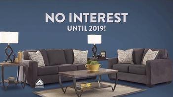 Ashley Furniture Homestore TV Spot, 'Columbus Day Sale' - Thumbnail 6
