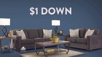 Ashley Furniture Homestore TV Spot, 'Columbus Day Sale' - Thumbnail 7