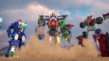 Power Rangers Super MegaForce Legendary Megazord TV Spot, 'Fight Evil'