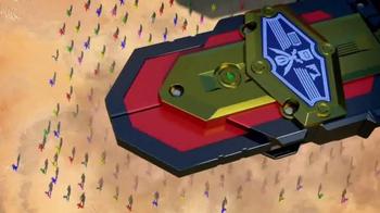 Power Rangers Super MegaForce Legendary Megazord TV Spot, 'Fight Evil' - Thumbnail 2