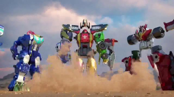 Power Rangers Super MegaForce Legendary Megazord TV Spot, 'Fight Evil' - Thumbnail 7