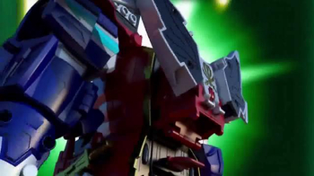 Power Rangers Super MegaForce Legendary Megazord TV Spot, 'Fight Evil' - Thumbnail 8