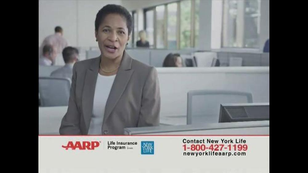 Aarp Life Insurance Program >> AARP Life Insurance Program TV Commercial, 'Taking Care ...