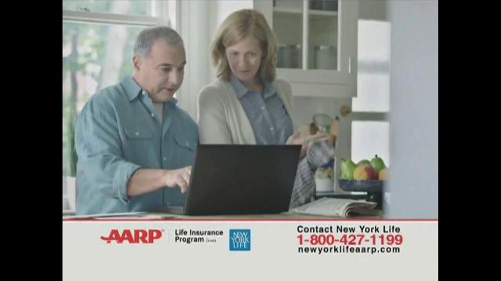 Aarp Life Insurance Program Tv Commercial Taking Care Ispot Tv