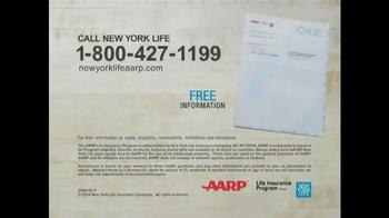 AARP Life Insurance Program TV Spot, 'Taking Care' - Thumbnail 10