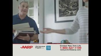 AARP Life Insurance Program TV Spot, 'Taking Care' - Thumbnail 2