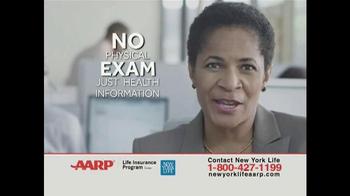 AARP Life Insurance Program TV Spot, 'Taking Care' - Thumbnail 6