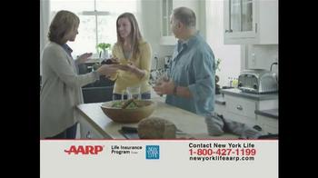 AARP Life Insurance Program TV Spot, 'Taking Care' - Thumbnail 9