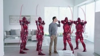 POM Pure Pomegranate Juice TV Spot, 'Crazy Healthy Archers'