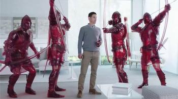POM Pure Pomegranate Juice TV Spot, 'Crazy Healthy Archers' - Thumbnail 8
