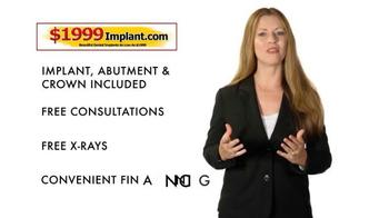 1999Implant.com TV Spot, 'Top Quality' - Thumbnail 6