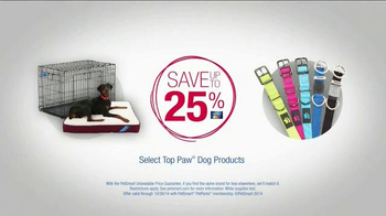 PetSmart TV Spot, 'The Walk to Come: Top Paw' - Thumbnail 7