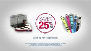PetSmart TV Spot, 'The Walk to Come: Top Paw' - Thumbnail 8