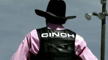 CINCH TV Spot, 'Eight Seconds' Featuring Cooper Kanngiesser