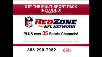 Dish Network Multi-Sport Pack TV Spot, 'More Sports' - Thumbnail 6