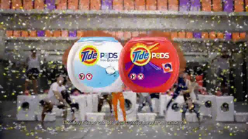 Tide PODS TV Spot, 'Do the Pop' - Thumbnail 10