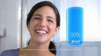 Crest Pro-Health TV Spot, 'Go Pro' - 1109 commercial airings