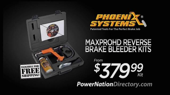 PowerNation Directory TV Spot, 'Brakes, Power, and Cooling' - Thumbnail 4
