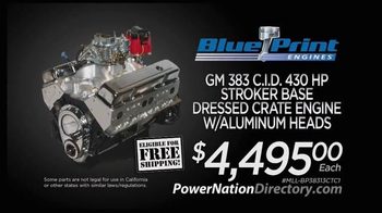 PowerNation Directory TV Spot, 'Brakes, Power, and Cooling' - Thumbnail 7