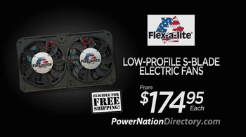 PowerNation Directory TV Spot, 'Brakes, Power, and Cooling' - Thumbnail 9