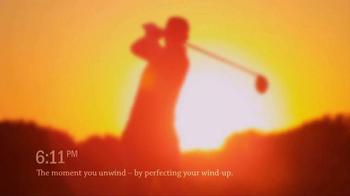 Fairmont TV Spot, 'Unwind' - Thumbnail 8