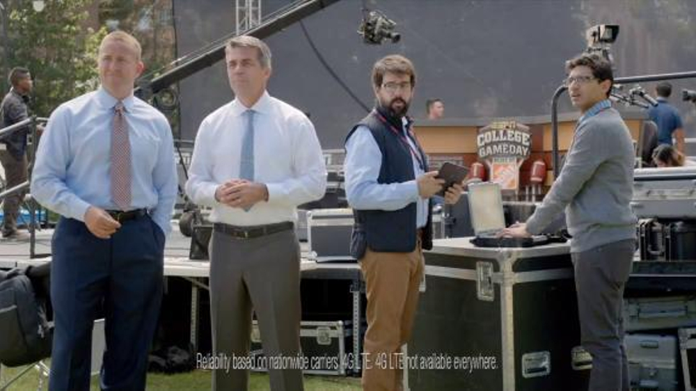 AT&T TV Commercial, 'College Football: Rivals' Ft. Kirk Herbstreit, Chris Fowler