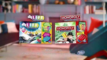 Scrabble Electronic Scoring TV Spot, 'Not Just For Parents' - Thumbnail 9
