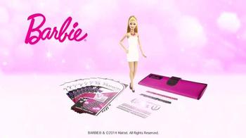 Barbie Fashion Design Maker TV Spot - Thumbnail 9