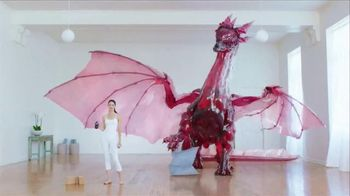 POM Wonderful TV Spot, 'Crazy Healthy Dragon'