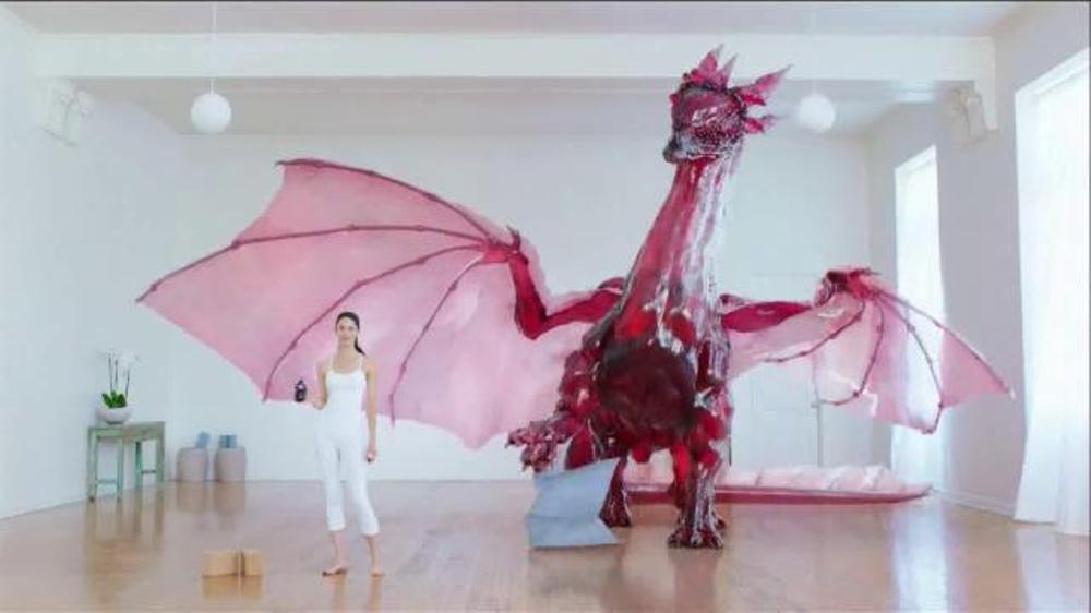 POM Wonderful TV Commercial, 'Crazy Healthy Dragon'